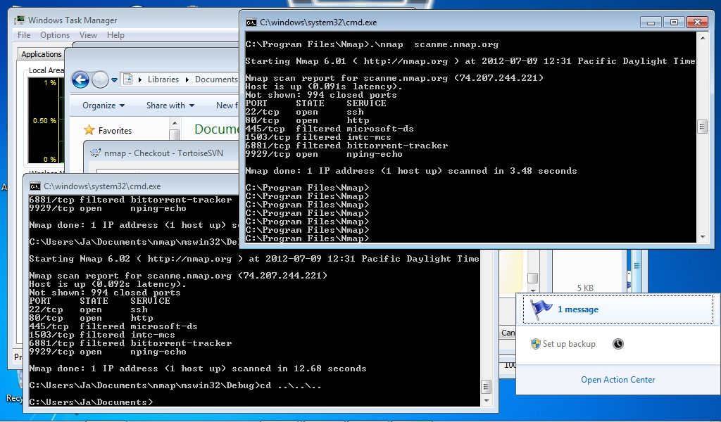 Nmap for windows - фото 7